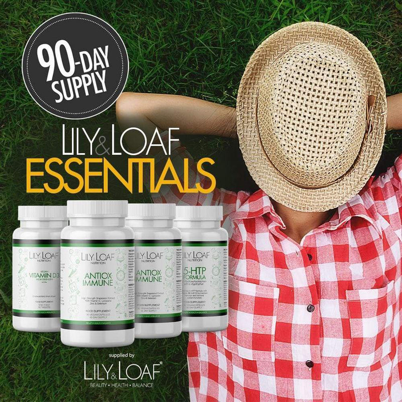 Nature's Sunshine - Lily and Loaf Essentials Collection - Bundle
