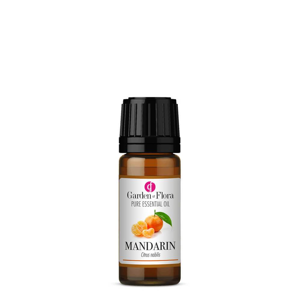 Garden of Flora - Mandarin Pure Essential Oil 10ml - Essential Oil