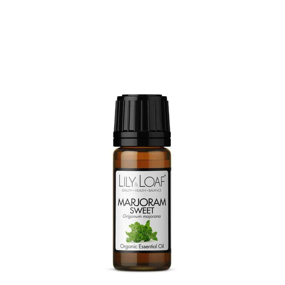 Lily & Loaf - Marjoram 10ml (Organic) - Essential Oil