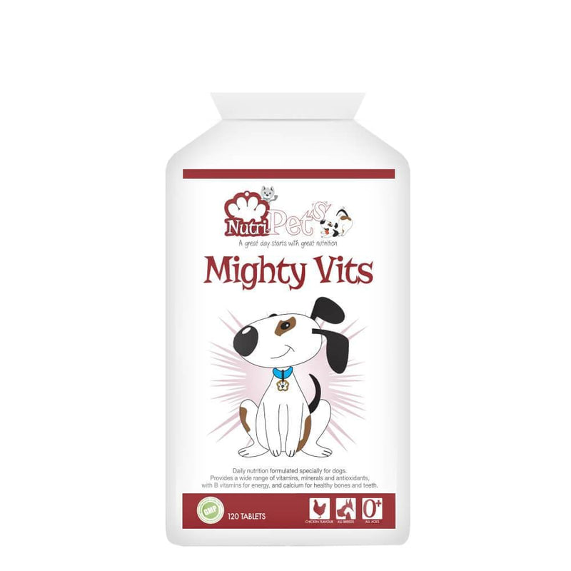 Nutri-Pets - Mighty Vits - Tablet