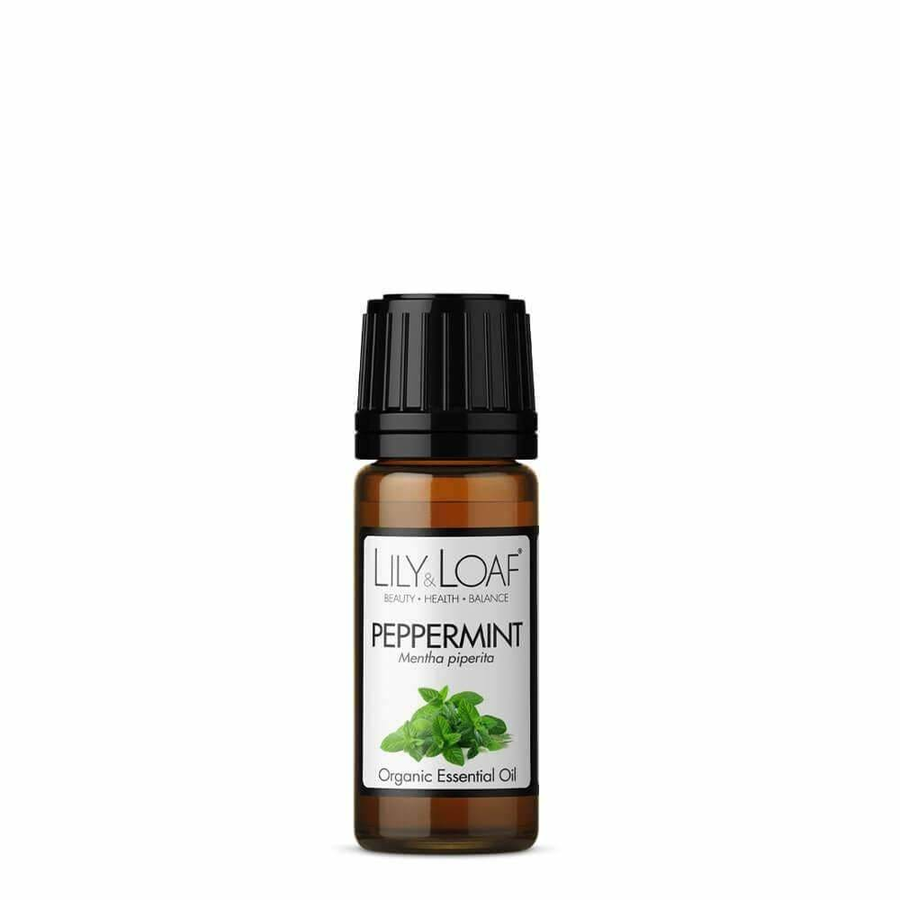 Lily & Loaf - Peppermint 10ml (Organic) - Essential Oil