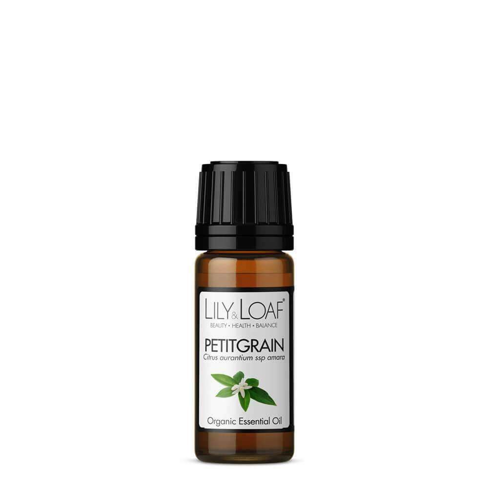 Lily & Loaf - Petitgrain 10ml (Organic) - Essential Oil