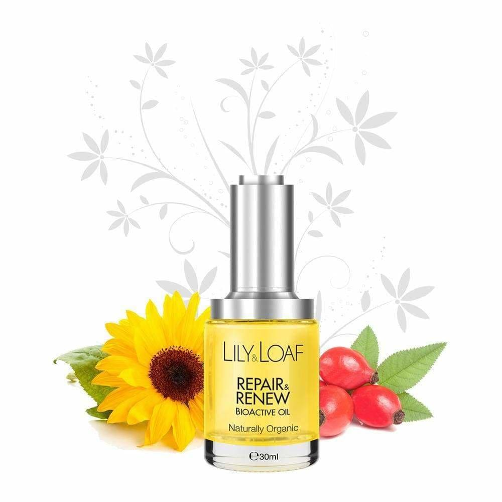 Lily & Loaf - Repair & Renew BioActive Oil 30ml (Organic) - Skincare