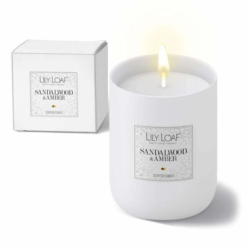Lily & Loaf - Sandalwood & Amber Candle - Accessories