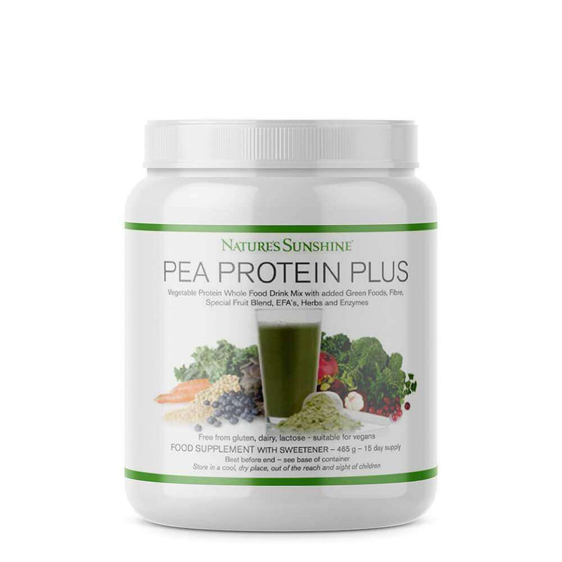 Natures Sunshine - Shake It Up Pea Protein - Bundle