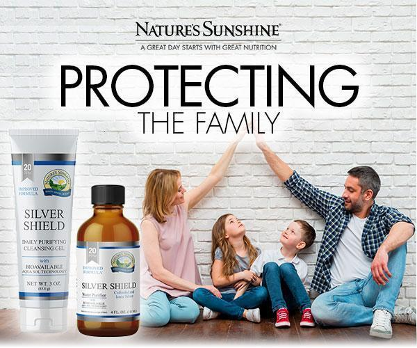 Natures Sunshine - Silver Shield Gel® (85g) - Gel