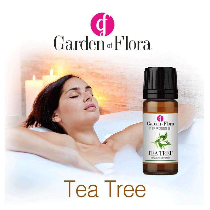 Garden of Flora - Tea Tree 10ml - Essential Oil