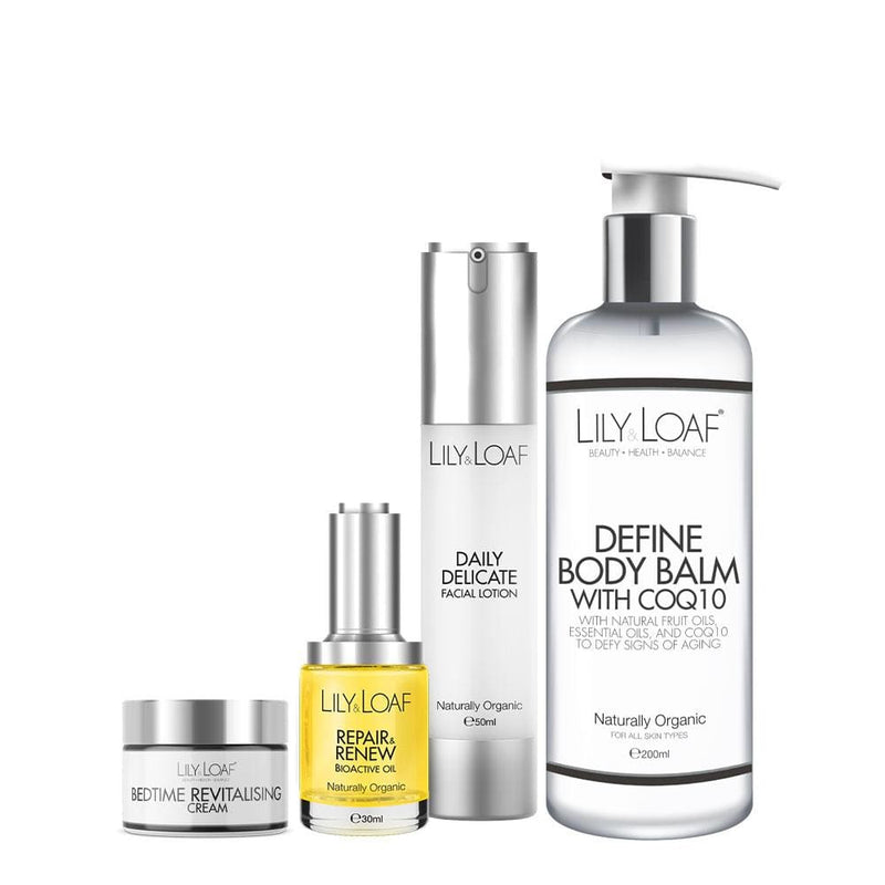 Lily and Loaf - Ultimate Moisture Collection (Organic) - Skincare Bundle