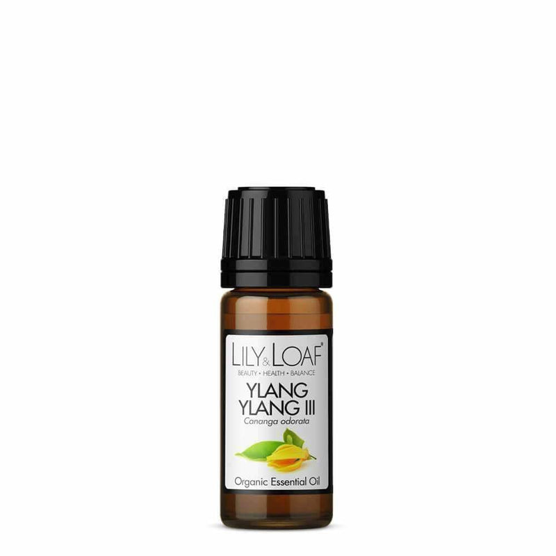 Lily & Loaf - Ylang Ylang III 10ml (Organic) - Essential Oil