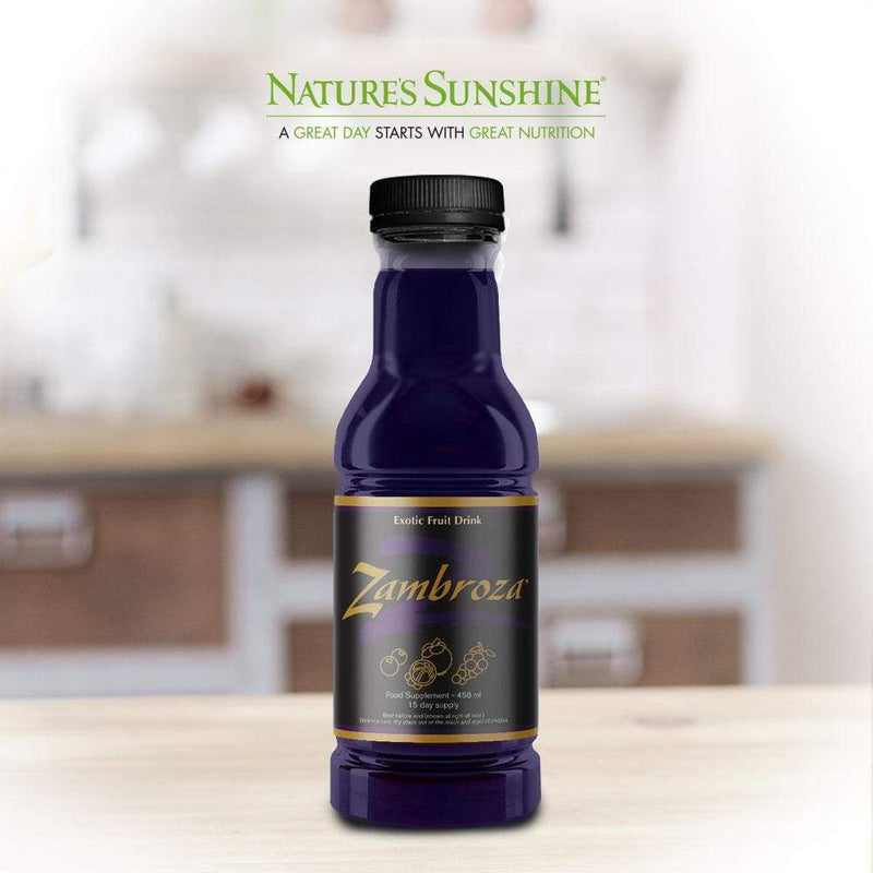 Nature's Sunshine - Zambroza® (458ml) - Liquid