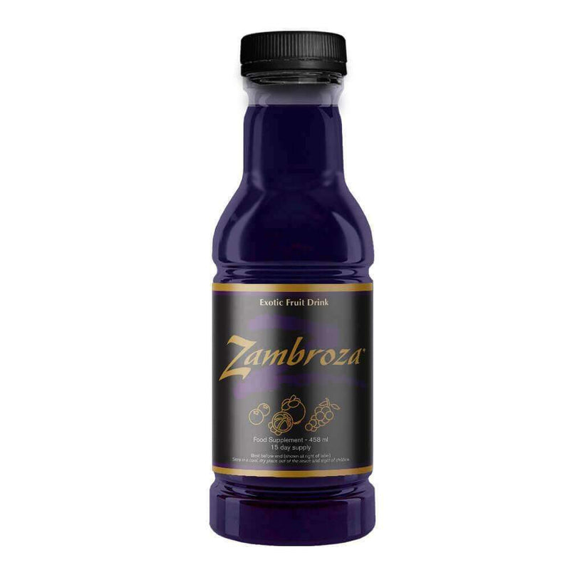 Natures Sunshine - Zambroza® - Liquid