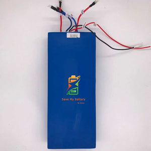 Batteries Super Mini 4 pro 48V 15Ah, Samsung 720Wh