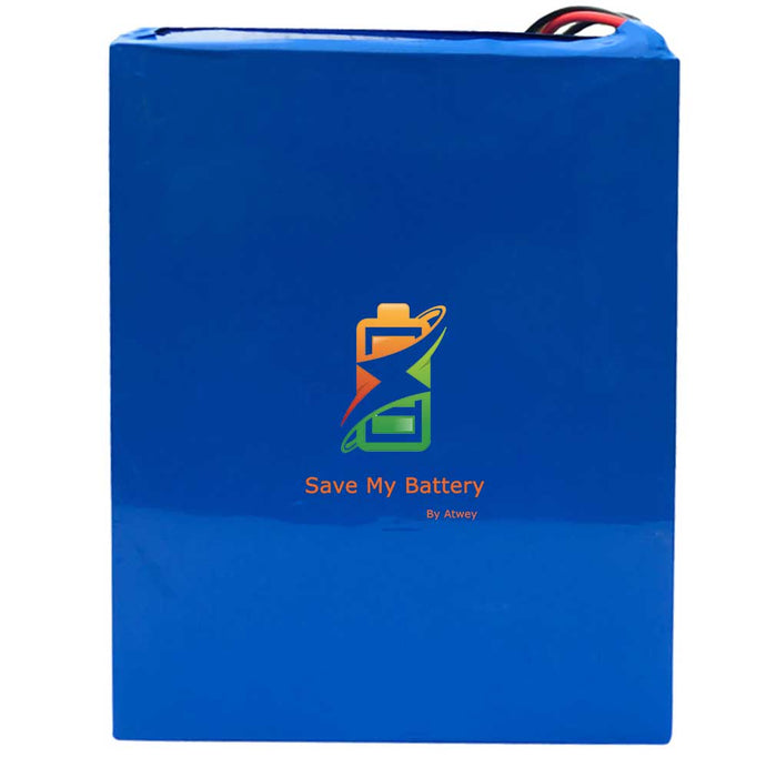 New Batteries Dualtron Ultra 60V 45Ah, Samsung 2700Wh