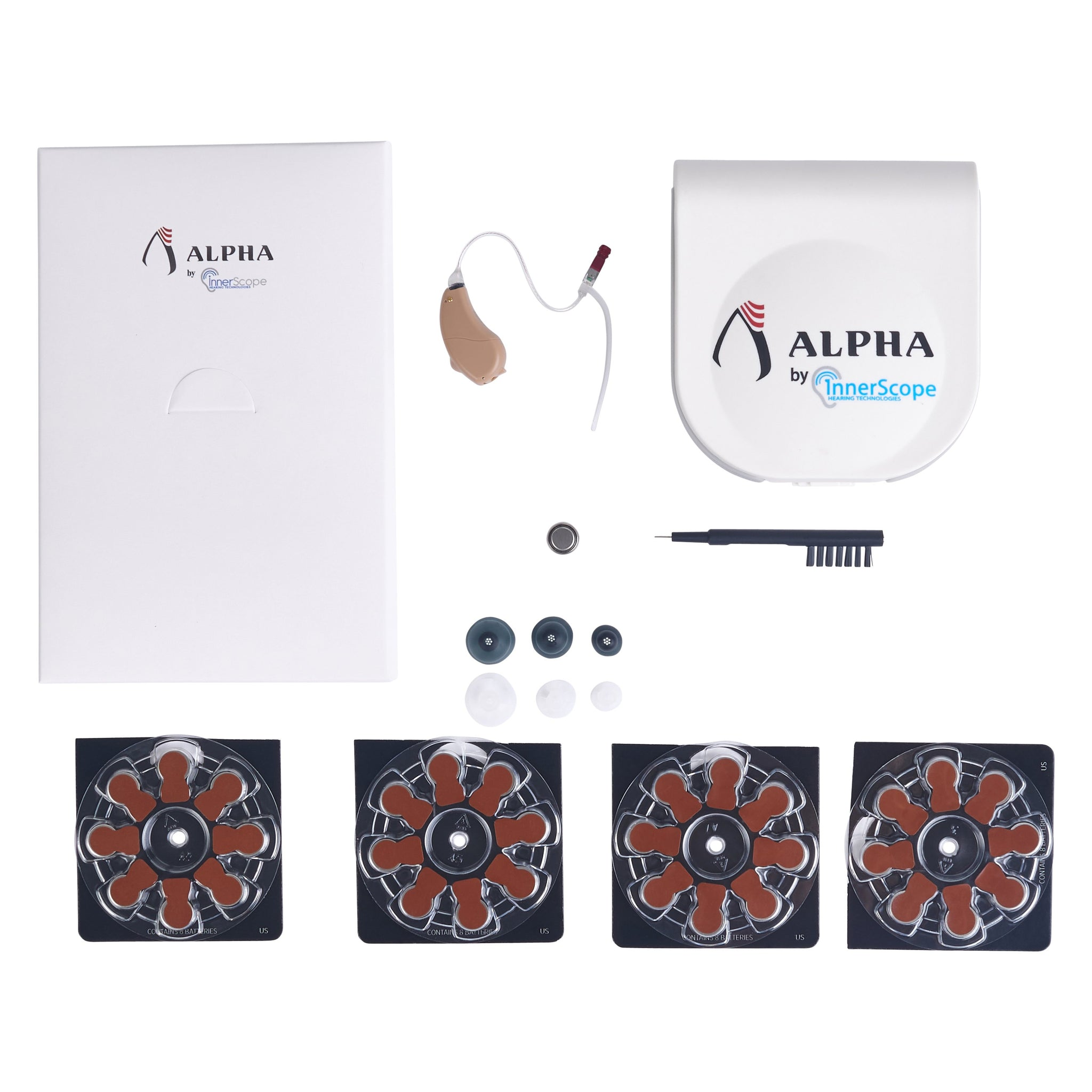 ALPHA 3 Hearing Aid - Hearing Benefit Approved