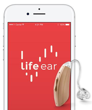 LifeEar Hearing Aid - Hearing Benefit Approved