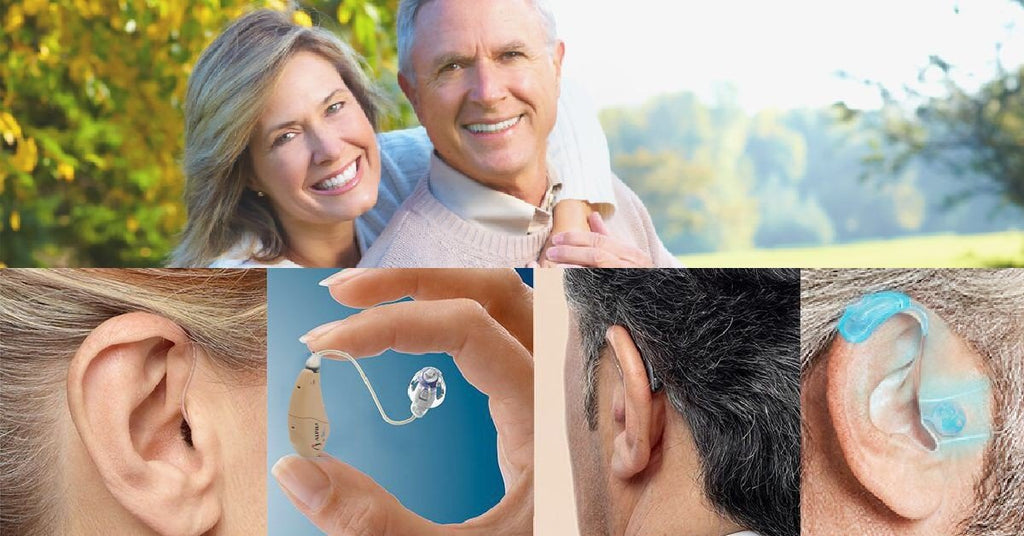 ALPHA 5 Hearing Aid - Hearing Benefit Approved