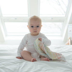 Favourite Organic Cotton Muslin Comforter - Pattie & Co.