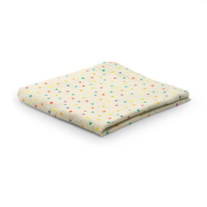 Star Rainbow - Organic Cotton Muslin Swaddle