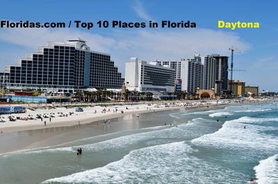 Top 10 Places to visit in Florida / Daytona