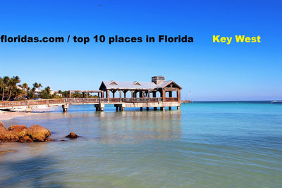 Top 10 Places to visit in Florida / Key West