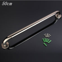 The Best Quality Stainless Steel Safety Bath Bathroom Shower Tub Handgrip Grab Bar Suppor tHandle 30/40/50cm