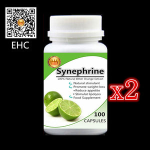 Synephrine Supplement Natural Stimulants Weight Loss,Bitter Orange Extract 100% Pure & Natural Free Shipping 100pieces/bottle