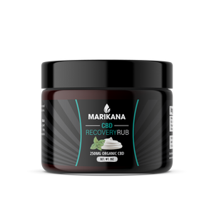 2 oz. Marikana Muscle CBD Recovery Rub(250mg)