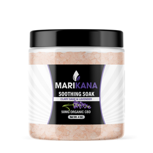 Marikana Soothing Soak (50mg CBD)