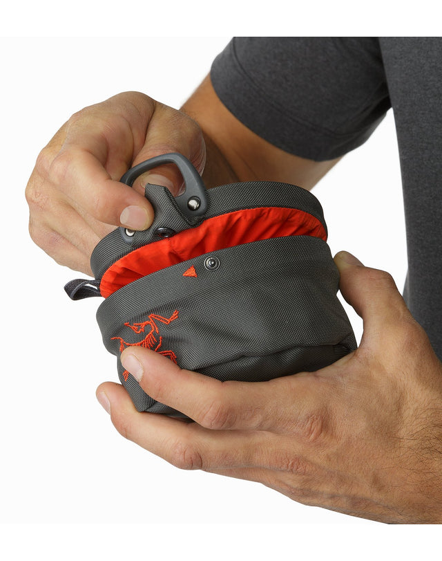 Aperture Chalk Bag - large