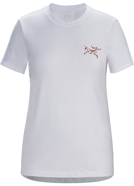 BIRD EMBLEM T-SHIRT WOMEN'S