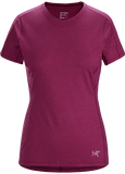 Taema V-Neck SS Shirt Women's