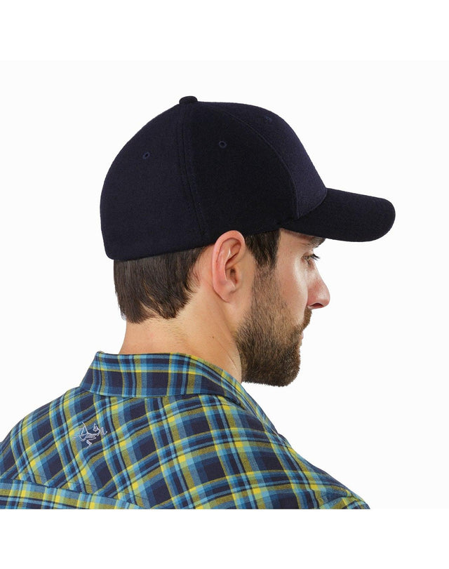Wool Ball Cap
