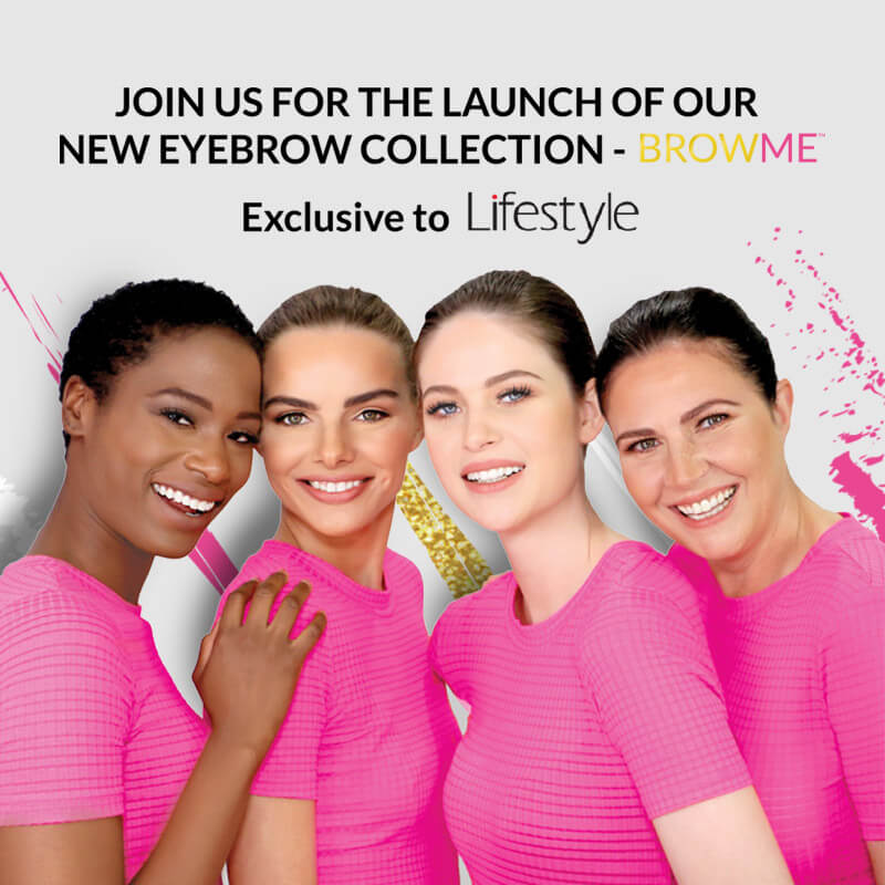 BROWME LAUNCH IN LIFESTYLE, Mall of the Emirates, Dubai, UAE