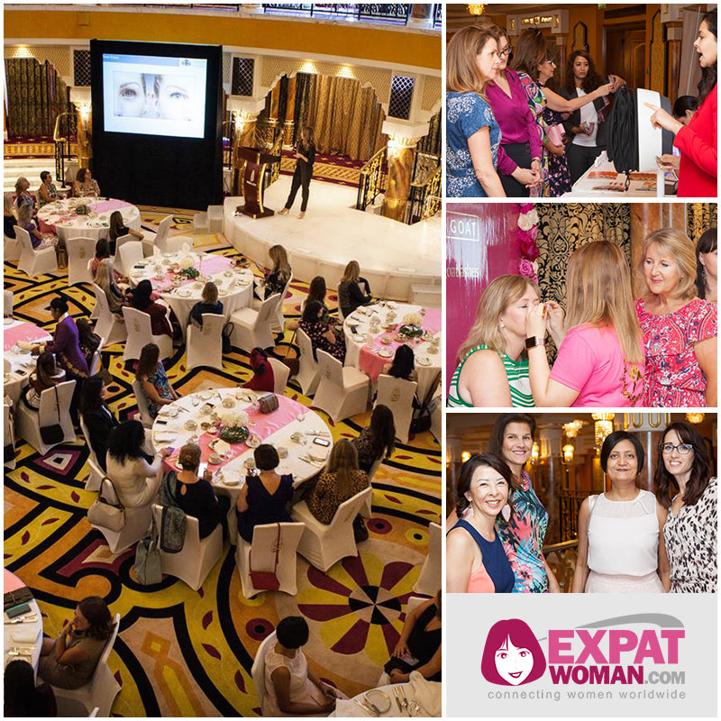 EXPAT WOMAN 2018, Dubai, UAE