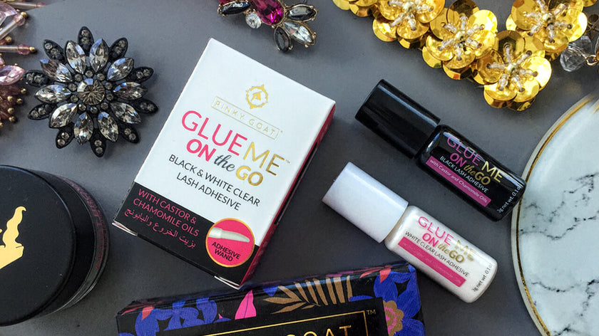 NEW! GLUEME ON THE GO – MINI LASH ADHESIVES