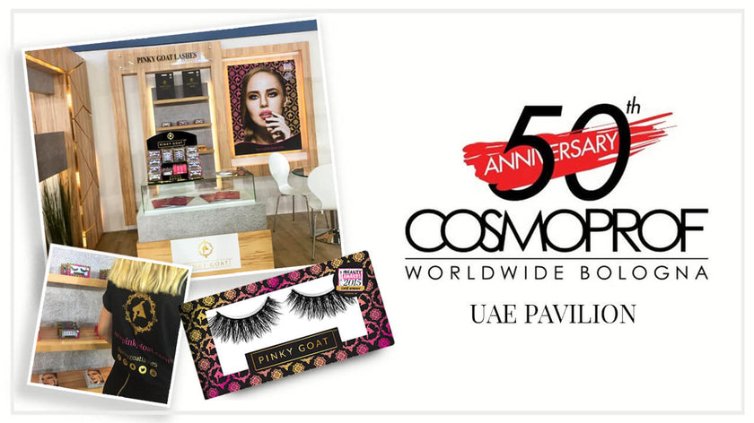 COSMOPROF WORLDWIDE BOLOGNA 5OTH EDITION HELD FROM 17-20 MARCH