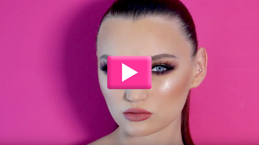 VIDEO: GLAM UP WITH RIHAM LASH