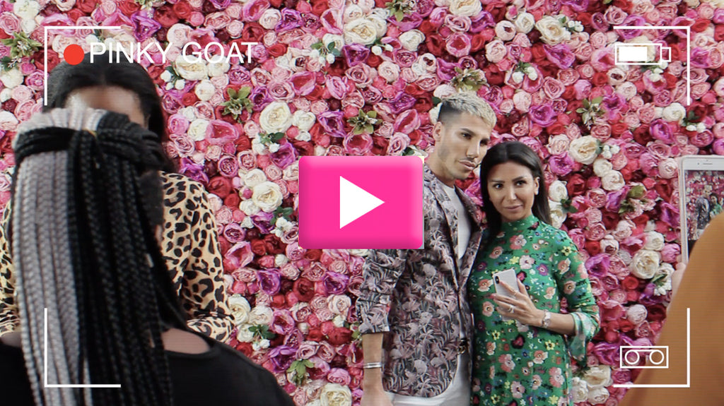 VIDEO: PINKY GOAT UK INFLUENCER EVENT