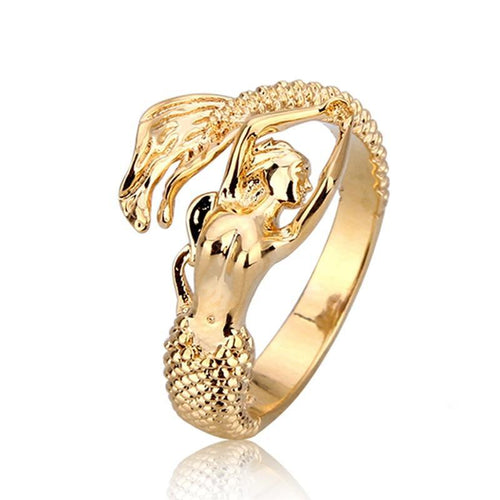 Beauty Mermaid Ring
