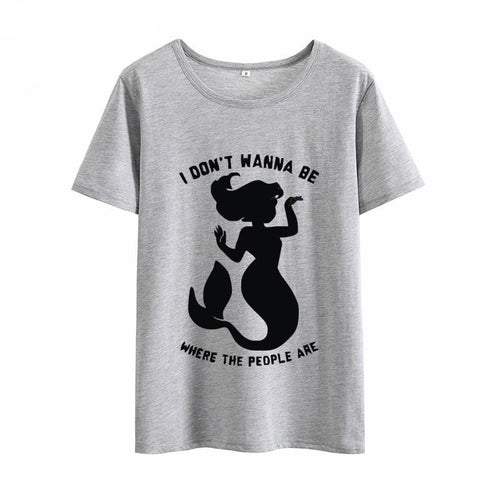 Mermaid T-shirt -