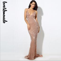 Mermaid Long Dress
