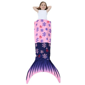 Mermaid Blanket for girls