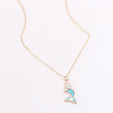 Load image into Gallery viewer, beautiful Mermaid necklace