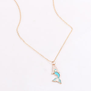 beautiful Mermaid necklace