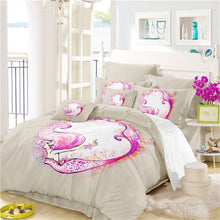 "Load image into Gallery viewer, Sleeping Princess ""Mermaid"" Bedding Set"