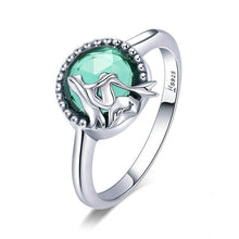 Load image into Gallery viewer, 100% 925 Sterling Silver Mermaid Ring