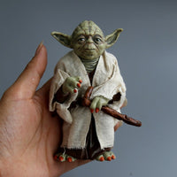 Figurines Star Wars yoda -  dark vador