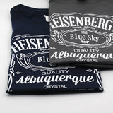 Tee Shirts Breaking Bad - Heisenberg