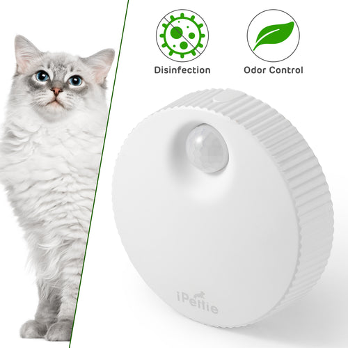 Cat Litter Box Odor Genie for All Kinds of Litter Box, Cat Toilet