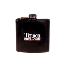 Load image into Gallery viewer, Terror Behind the Walls Flask